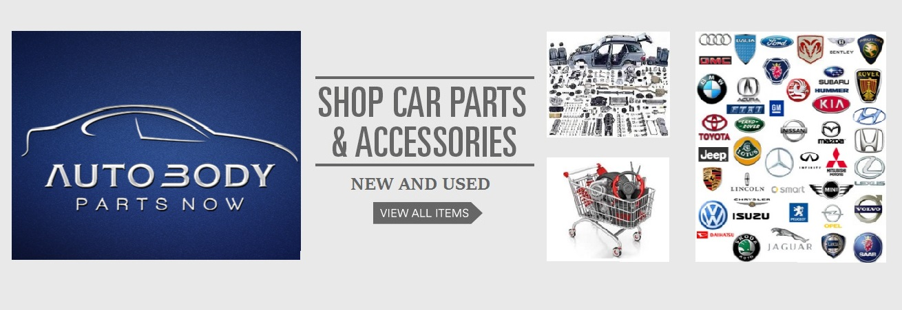 New and used car parts, auto parts, shipping worldwide